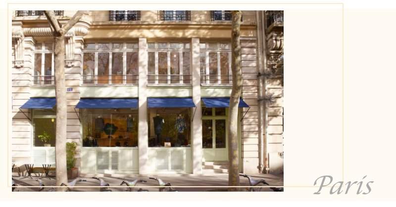 在18世紀老宅挖掘時髦好物!沒了Colette之後,巴黎還有這3間選物店同樣酷到不行