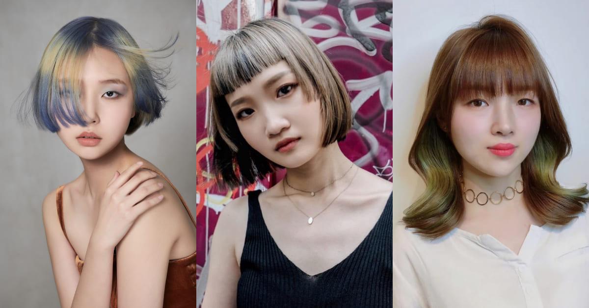 2021髮色趨勢3大重點!耳圈染先退下,Blackpink髮型不好意思也過時了