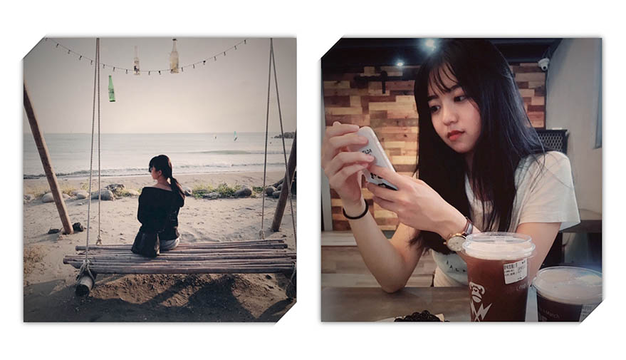 網美照不再困難、男友拍照不再NG! 一鍵就具備復古、個性的女生必備3款拍立得App