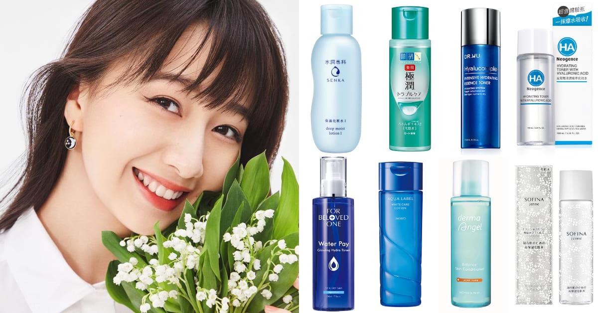 化妝水開架品牌推薦Top10!「Simple 清妍」去年登台紅到現在,擁有「爆水天王」美稱是這罐