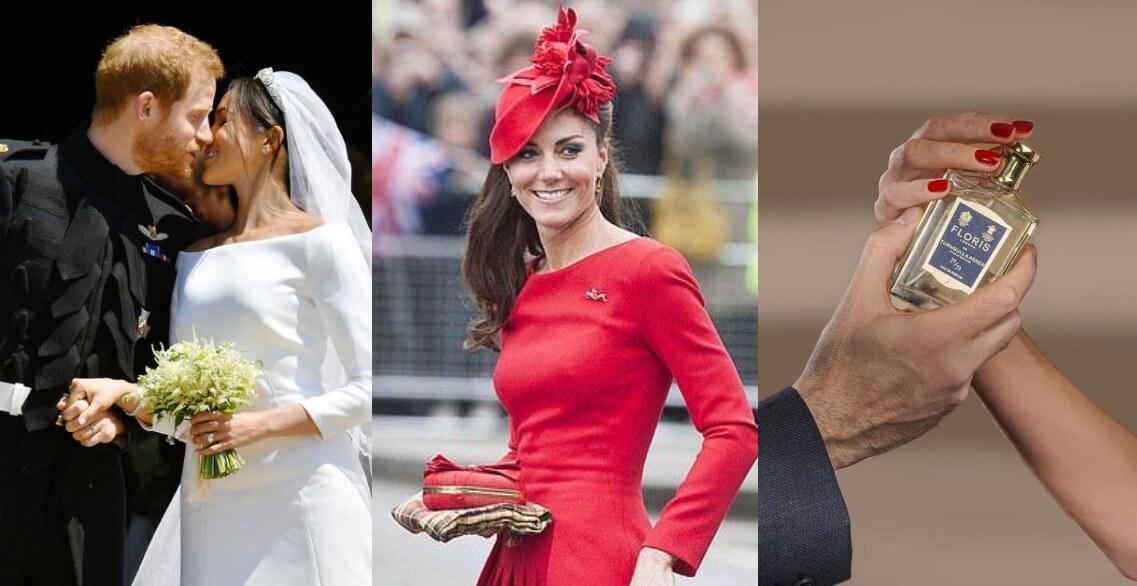 梅根世紀婚禮味道、凱特王妃愛香台灣買得到!英國皇室等級香氛FLORIS LONDON「在這裡」