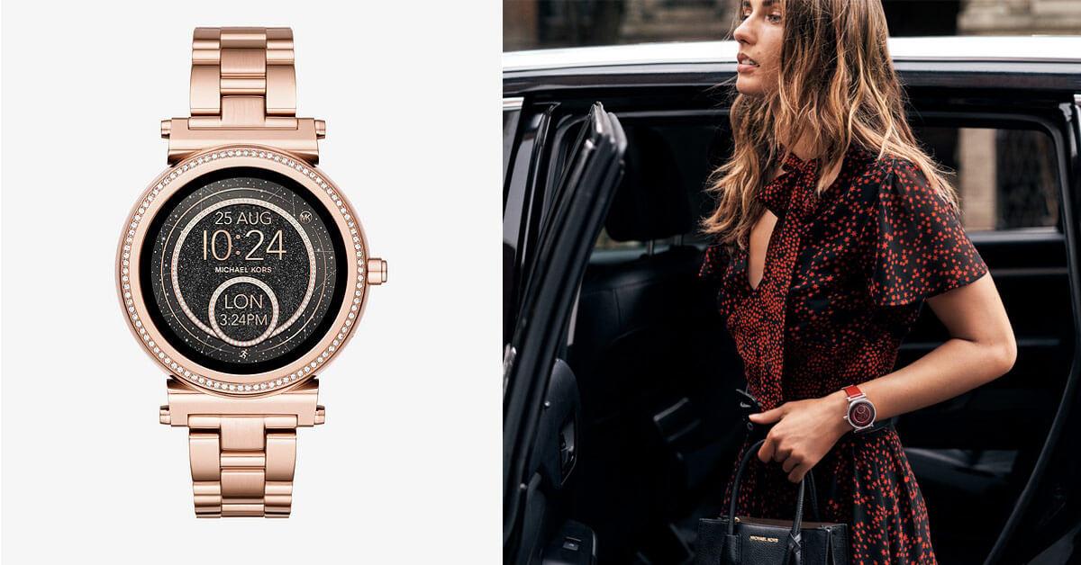【2017聖誕倒數 Day 14 】最時尚的智慧型腕表,Michael Kors Access展現不同手錶魅力
