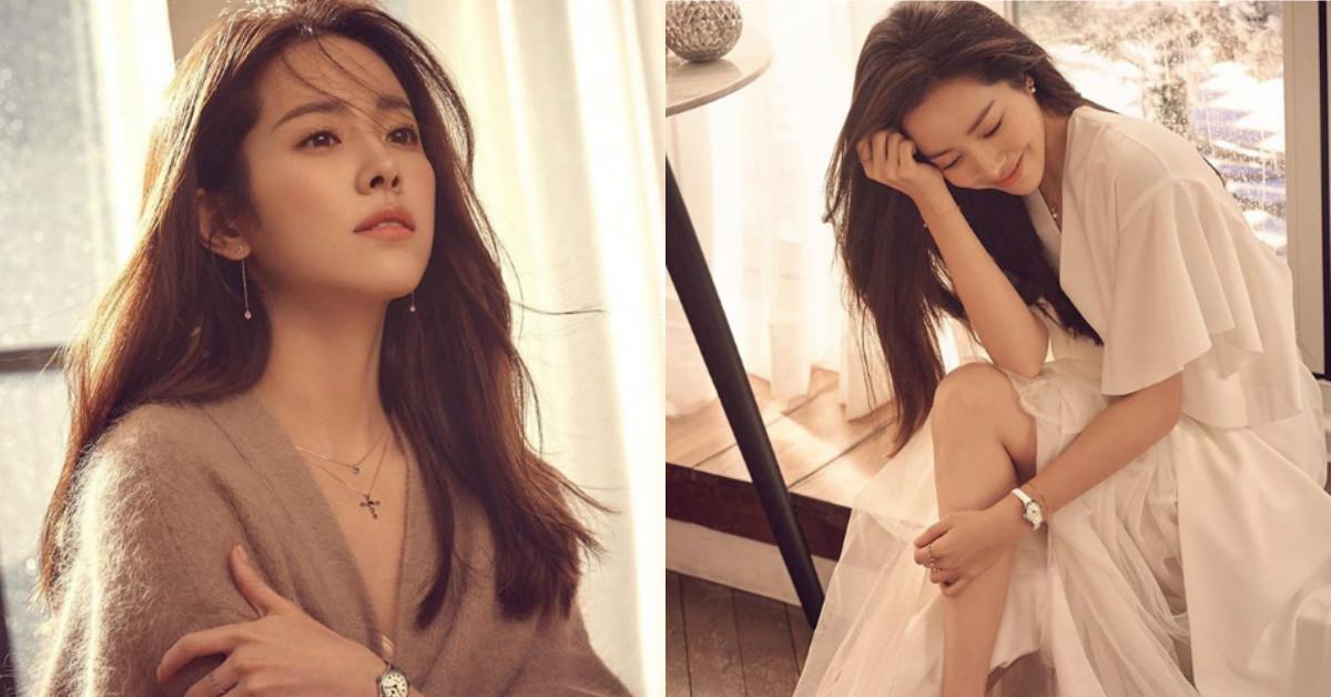 美到沒天理,真不敢相信她36歲了!我們都老了,女星韓志旼美貌停在20出頭的祕密是...