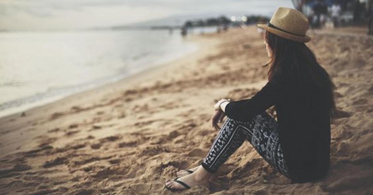 感到孤獨不是你不好!練習跟自己相處,這5個孤獨時刻都是我們的必經之路
