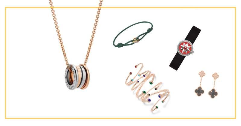 夏日也要顧層次,這些好入手的精品珠寶讓妳夏日穿搭超加分!