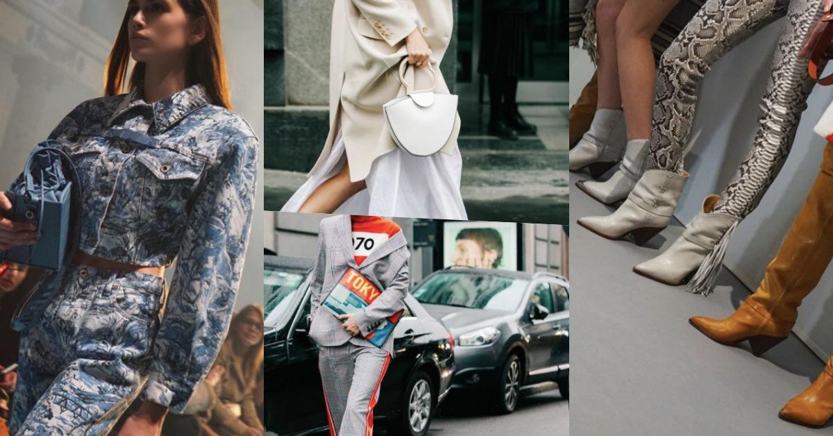 西部靴、造型提包、動物圖紋通通要!精品電商全球採購總監教你今年秋冬該買什麼才時髦