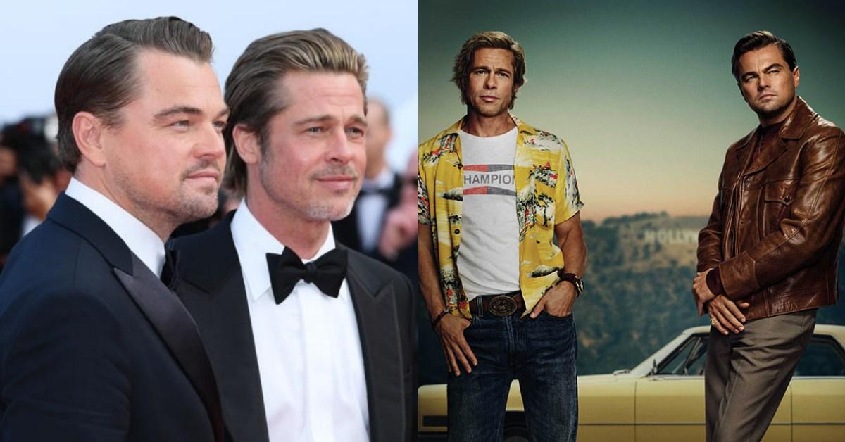 李奧納多、布萊德彼特男神世紀同台!新戲《從前,有個好萊塢》幕後最大推手是「他」