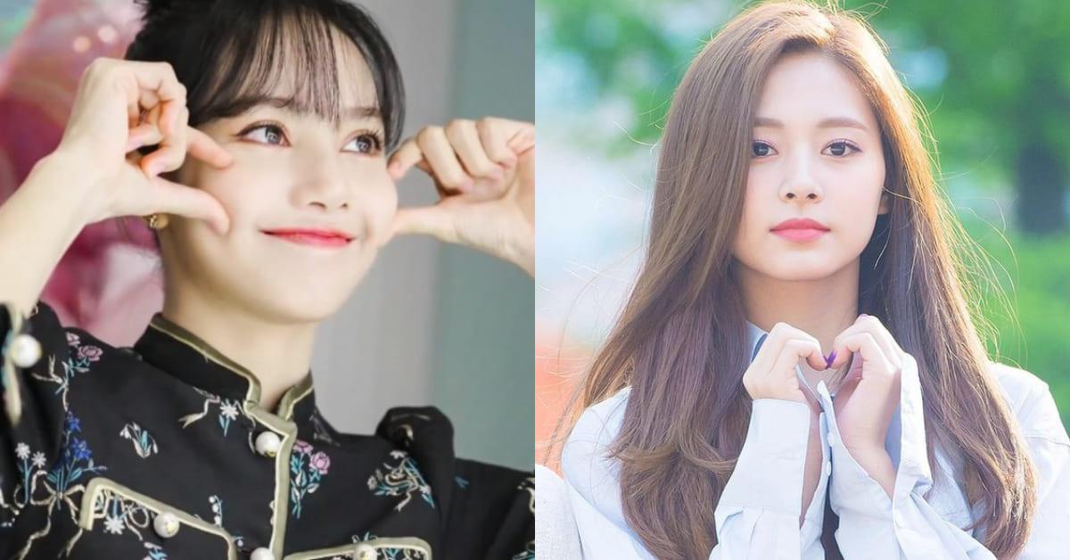 2021南韓女團最美門面Top5!BLACKPINK囊括前3名,周子瑜也輸給她