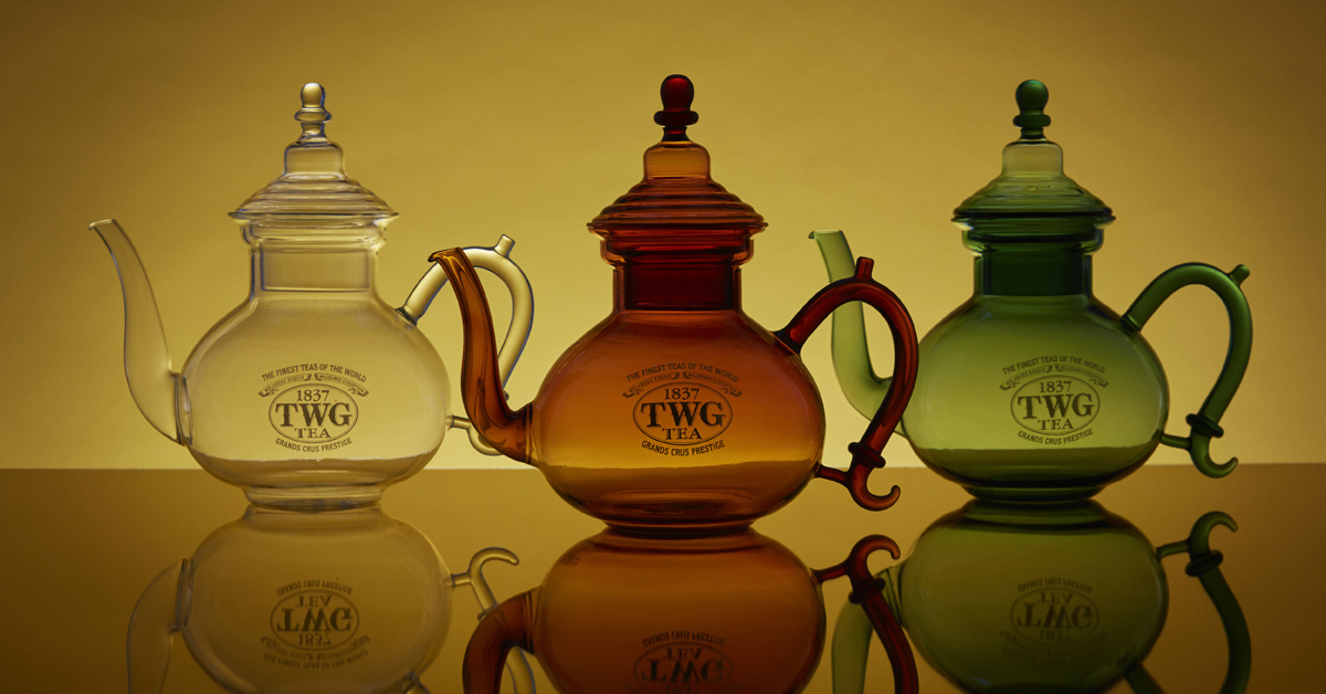 TWG Tea阿拉伯風情夢幻茶壺 帶妳神遊世界