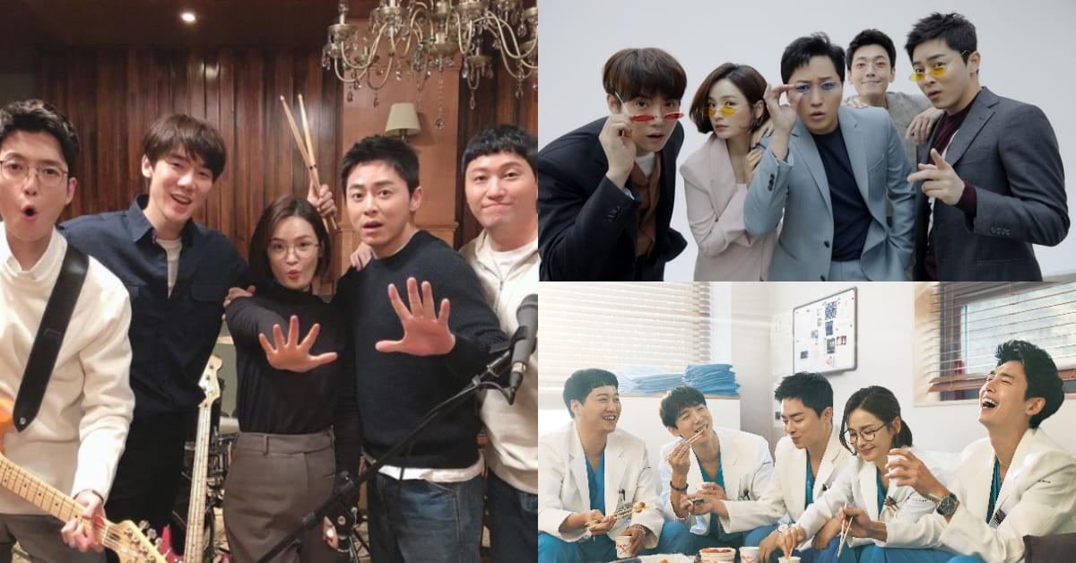2020「年度最佳韓劇」《機智醫生生活》第二季開拍!五人幫樂團經典畫面6月登場