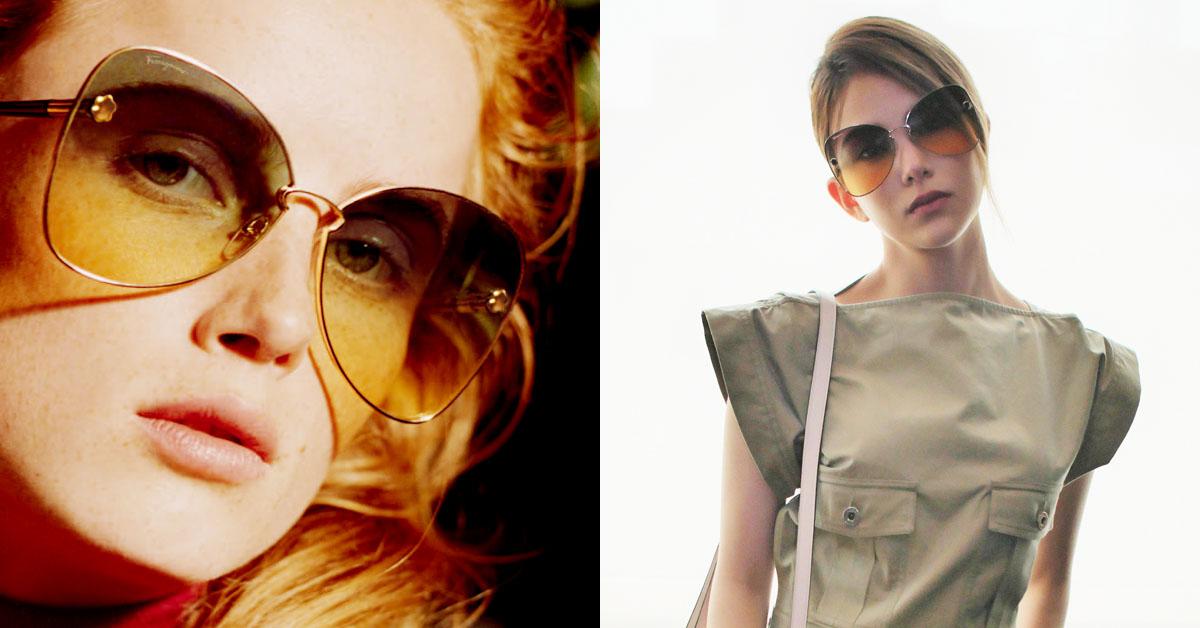 Ferragamo「這副」得獎的太陽眼鏡,讓杰倫嫂昆凌戴起來超殺、超美!