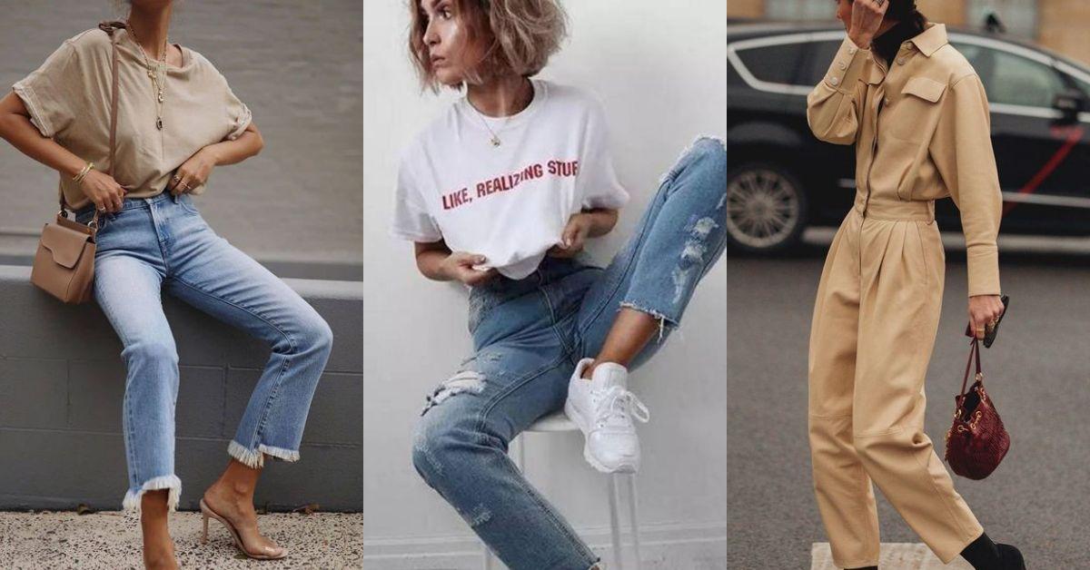 素Tee牛仔褲穿搭也會出錯?原來日常這4種搭配方式會讓妳掉進時尚地雷!