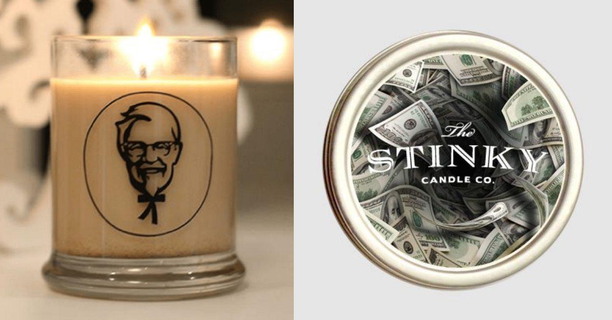 超獵奇香水你買單嗎?怪蠟燭當道!不只香菜味、美金味、汽油味⋯居然還有鬼屋味?