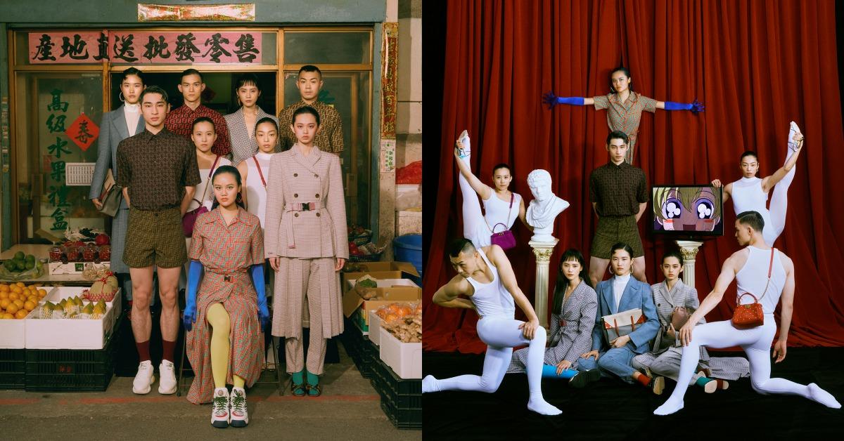 【封面人物】新生代藝術家、演員、舞蹈家、模特兒齊聚要你活出自己的Fancy!