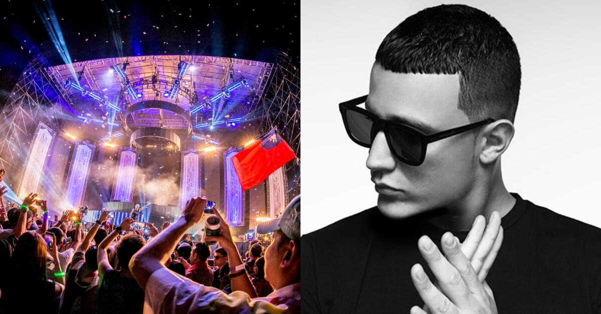 隨便一首歌點擊都破億,蛇爺DJ SNAKE「Looptopia 樂托邦國際音樂季」 確定登台