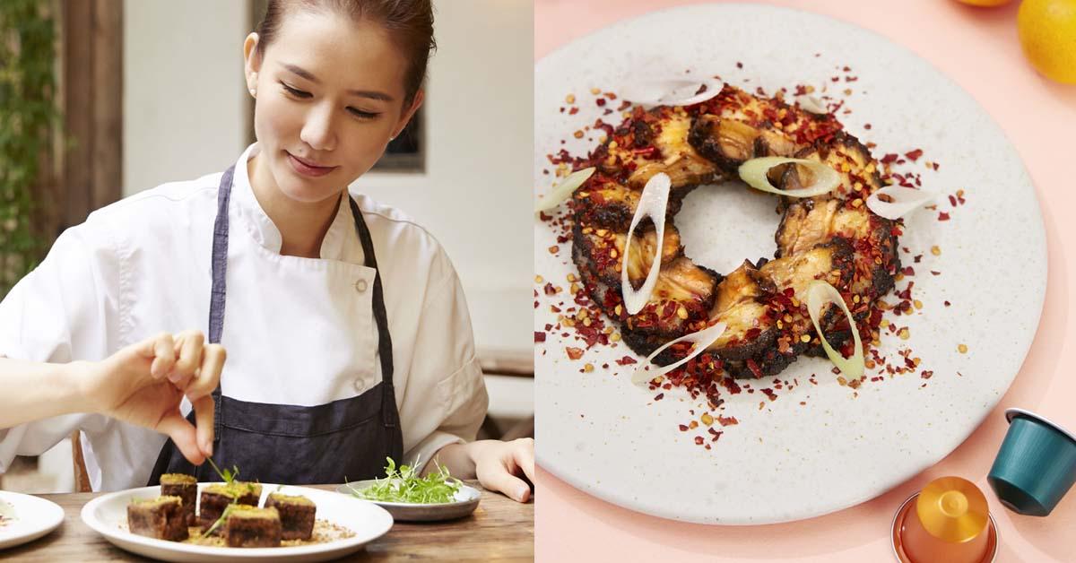 Nespresso攜手人氣餐廳「香色」 開發創意新春開運咖啡食譜