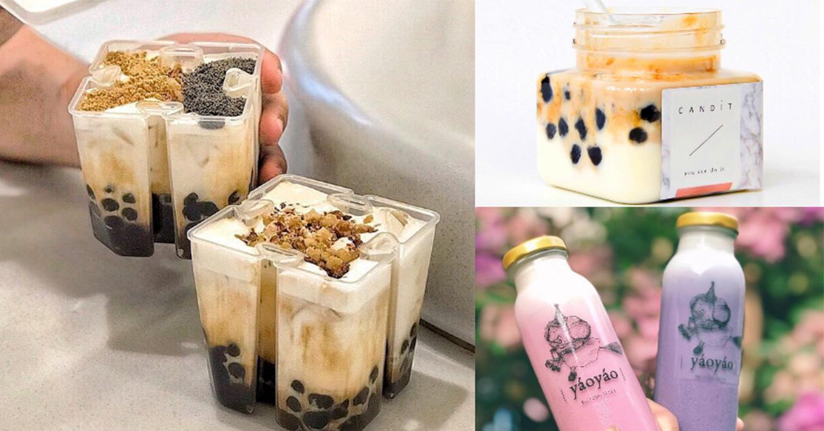 日韓客必喝的高雄一級奶茶!除了樺達還有五大特色奶茶在這裡