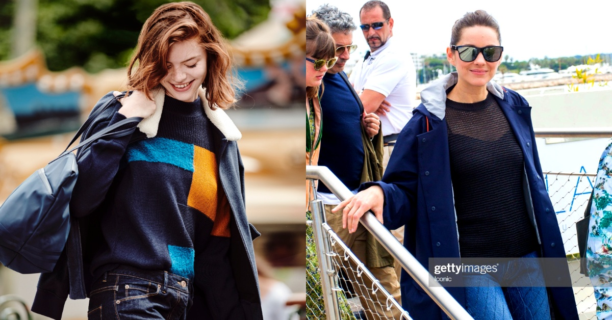 法國女星也愛!想要穿得優雅又兼具機能?購入 AIGLE 這季秋冬新款準沒錯