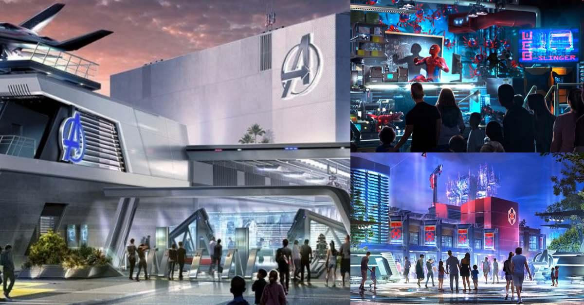 不畏疫情影響?迪士尼宣布今年將開放「復仇者聯盟主題園區」就在加州、巴黎!漫威迷暴動啦~