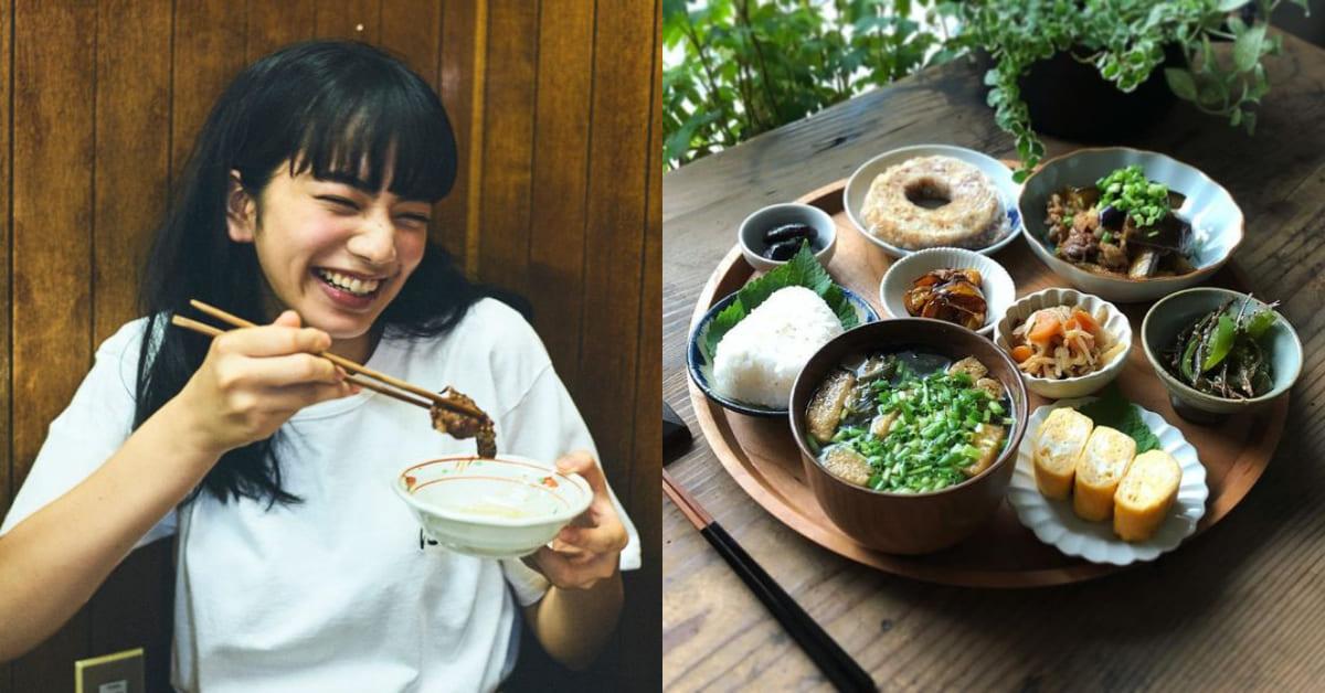 日本公認瘦身8大妙招!不運動、愛吃甜食也能不發胖,櫻花妹維持好身材秘訣是這個