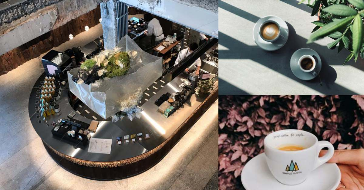 2020全球最佳咖啡第一名再次獎落台灣!「興波」空間跟咖啡都讚,這兩杯常客最推!