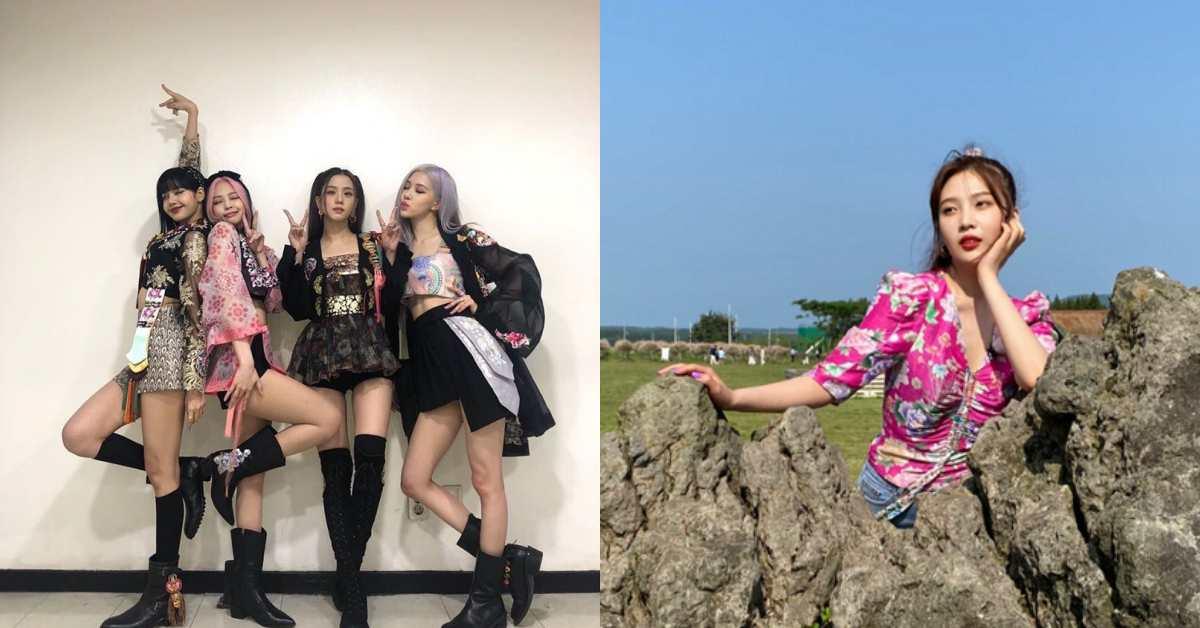 BLACKPINK Lisa、Red Velvet Joy搶穿的2個巴黎品牌,台北也買得到!