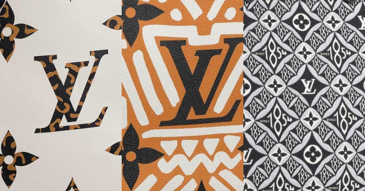 LV Logo大變身!塗鴉、變形、再放大,2020下半年「老花包」這樣買才時尚!