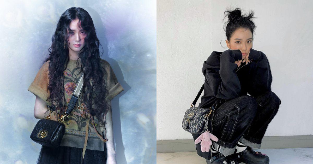 BLACKPINK智秀不讓Lisa專美於前!搶下Dior全球品牌大使 ,正式成為「人間迪奧」