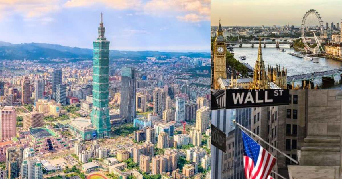 2020世界百大城市排名揭曉!台灣搶下5席,新竹異軍突起,「它」贏過高雄拿第二!