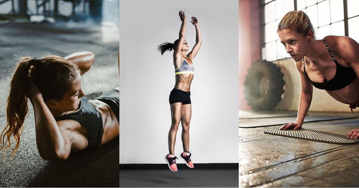 想要減脂沒有那麼難!在家只要一個動作就能練出好身材!
