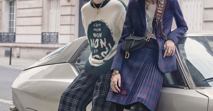 Dior 馬鞍包升級,這款熱賣包出現男生版!帥到女生都想搶