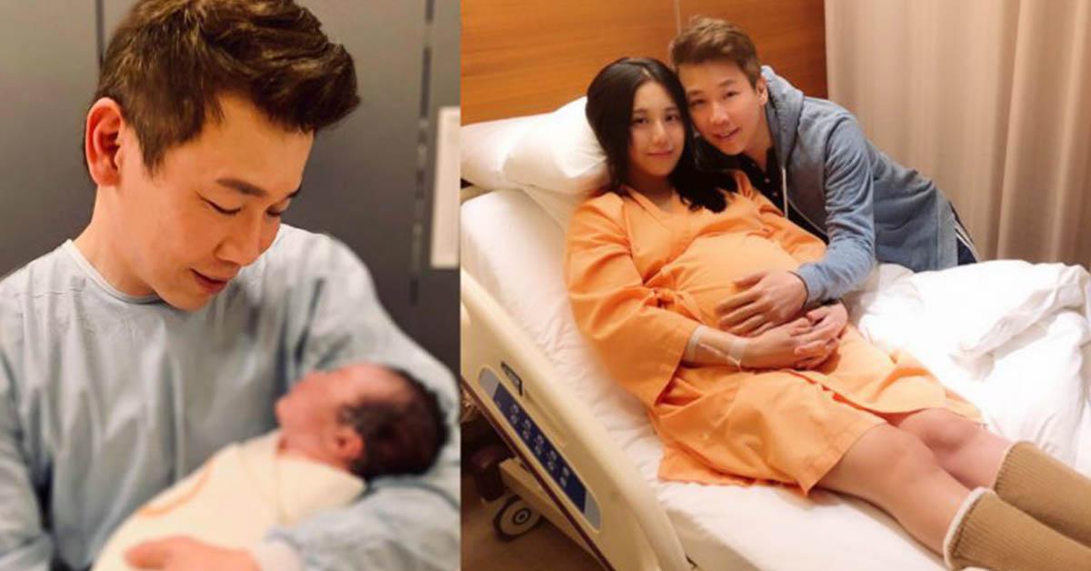 浪子變暖男!陶喆老婆流產後順利懷孕生產,學習當爸由此開始