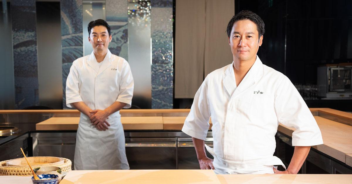 不能飛東京 就到「鮨增田」品嘗壽司之神真傳美味