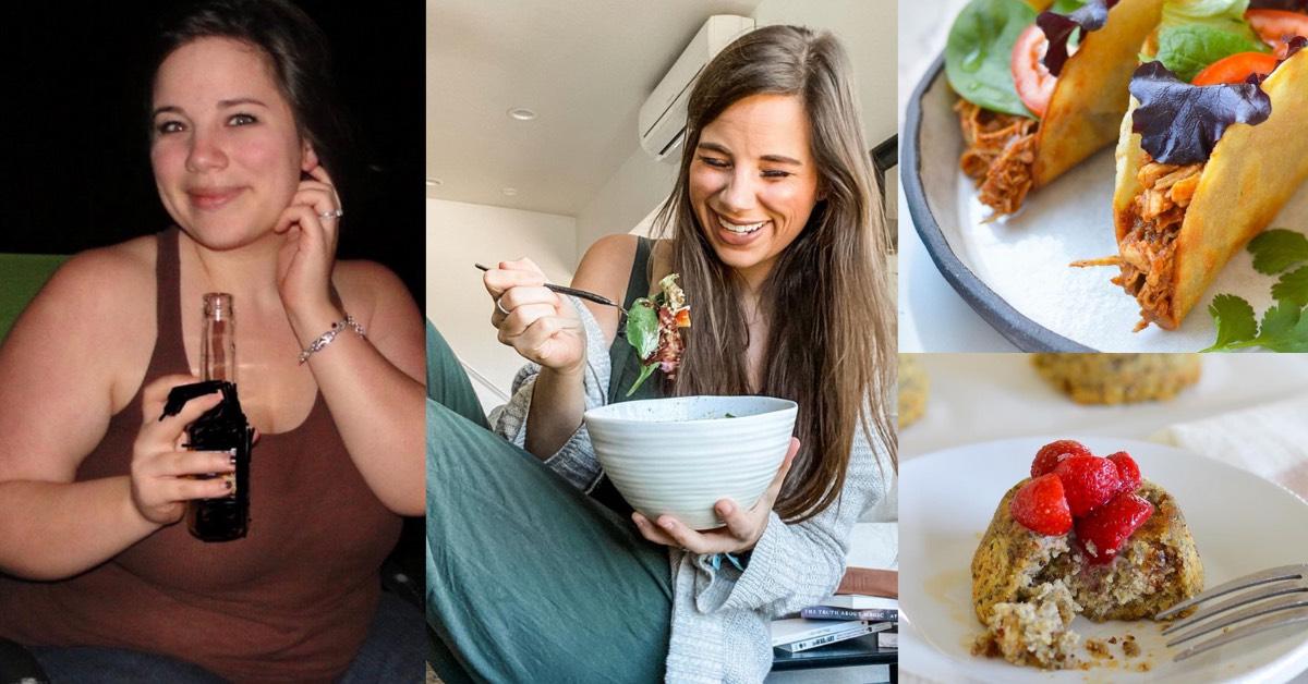 美國瘦身女王Brittany狂甩61公斤!每天10杯水搭配「J.E.R.F」飲食法,瘦掉一個自己!