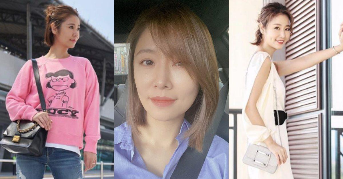 2020年短髮超夯!學會「凍齡人妻」林心如的3招短髮駕馭術,竟還有瘦臉效果?