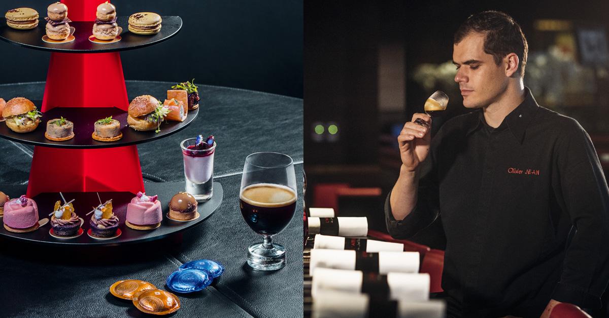 2款米其林星級餐廳專屬!Nespresso「珍稀秘境咖啡」登場!