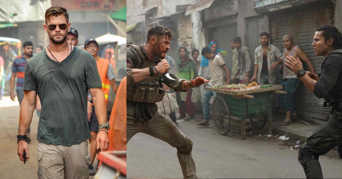 不必進電影院!「雷神」克里斯漢斯沃新片《驚天營救》,化身「人體致命武器」暴打惡徒!