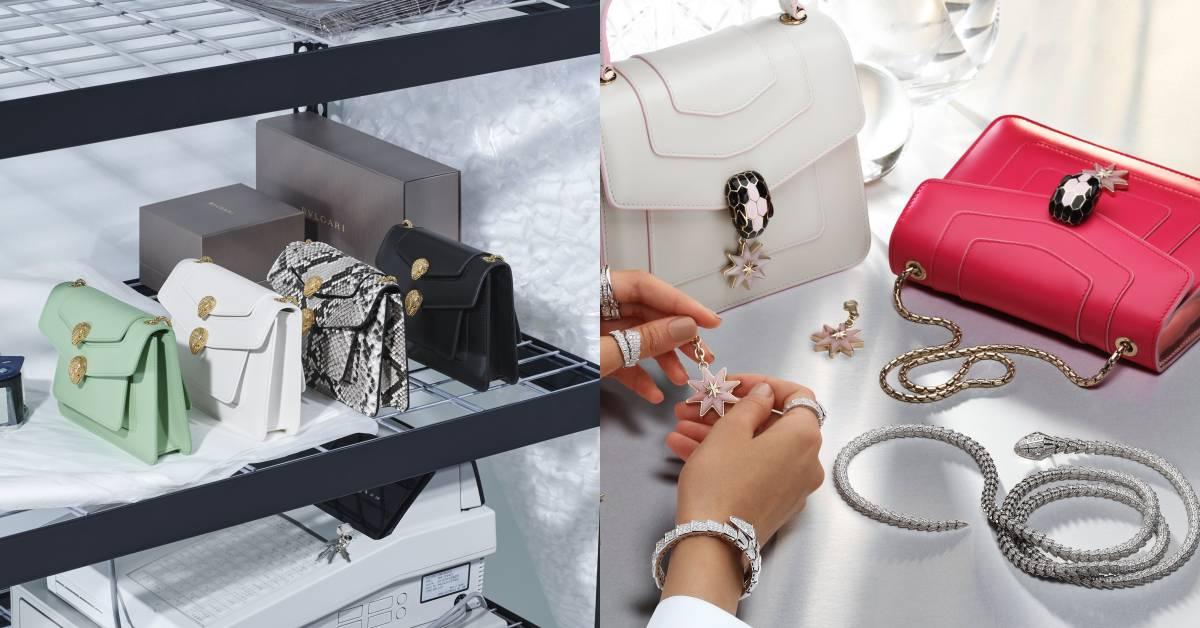 【10Why個為什麼】從珠寶品牌變成 IT Bag製造機,Bulgari蛇頭包有什麼樣的魅力讓男女都搶著要?