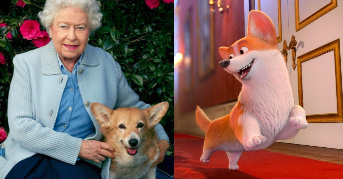 連英國女王都敗在「牠」手下!《女王的柯基》真實改編白金漢宮最可愛名犬的冒險