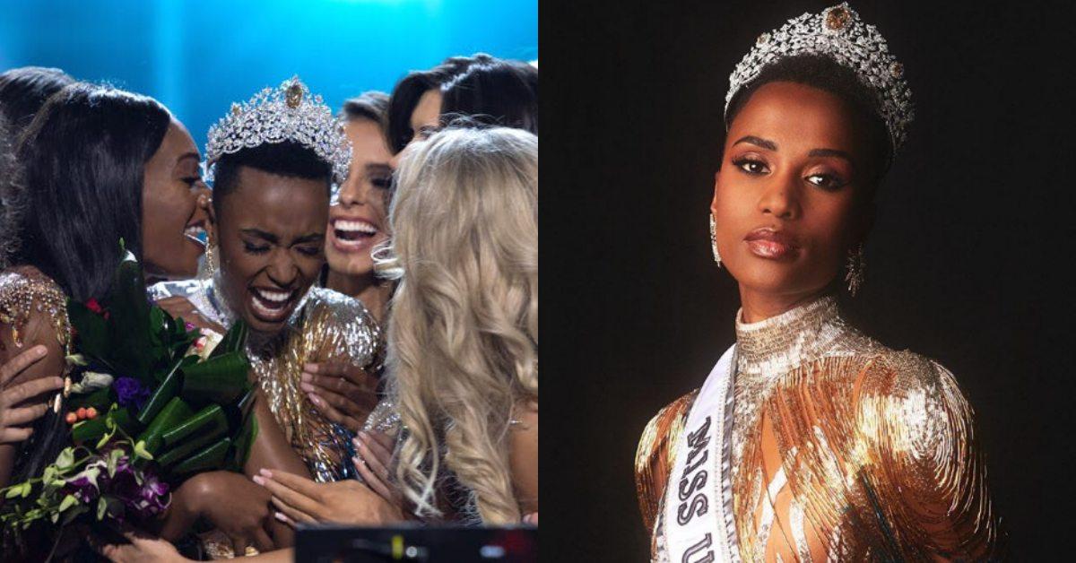 非裔佳麗奪5大選美后冠!從歧視到成美的象徵,環球小姐:「願每個小女孩相信夢想力量」