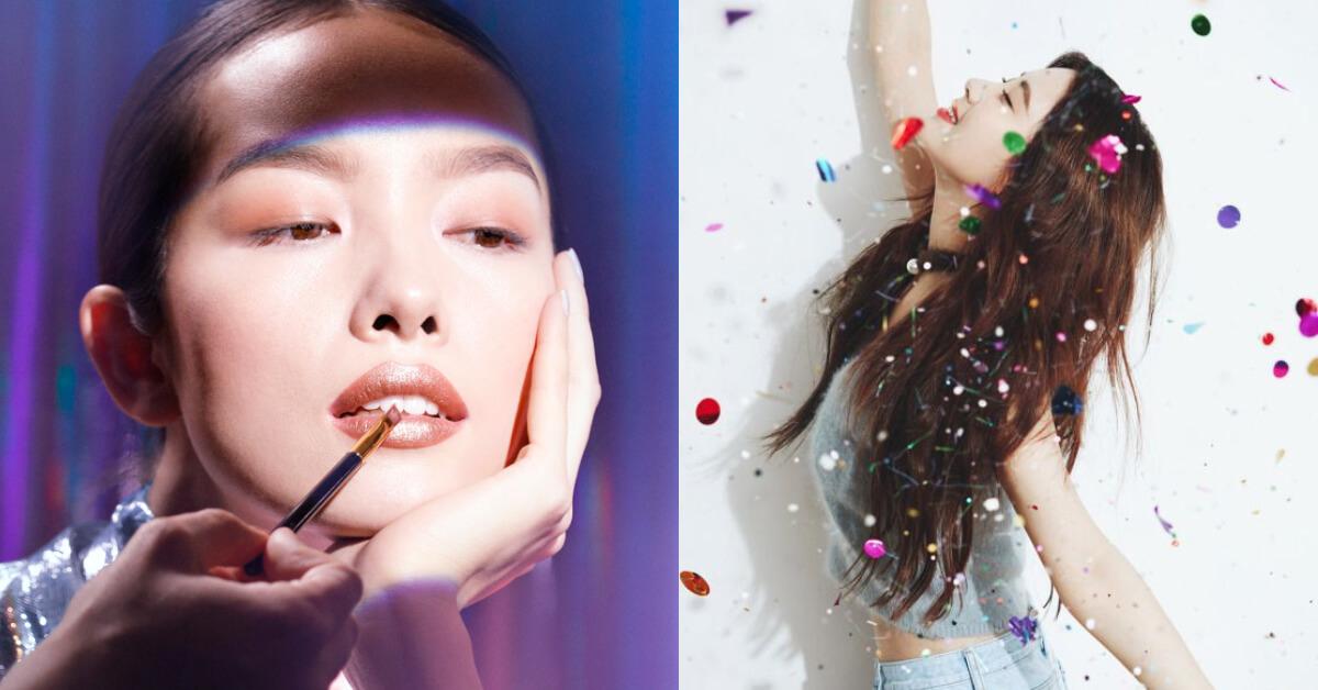 派對妝容10秒GET!彩妝師3招畫出閃耀性感唇妝