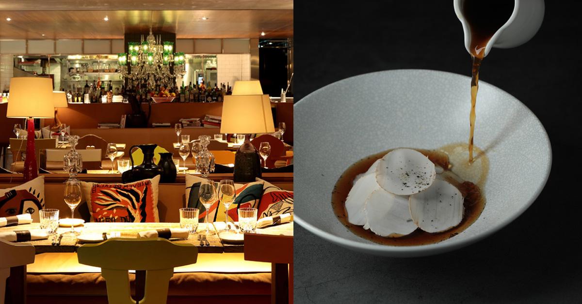 汪小菲大S最愛的法式美饌 都在S餐廳及酒吧