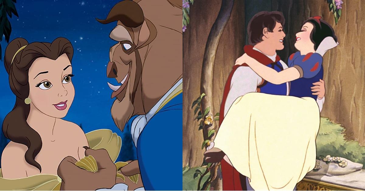 迪士尼童話愛情太夢幻?婚姻專家現實分析:公主嫁小矮人比王子更好!