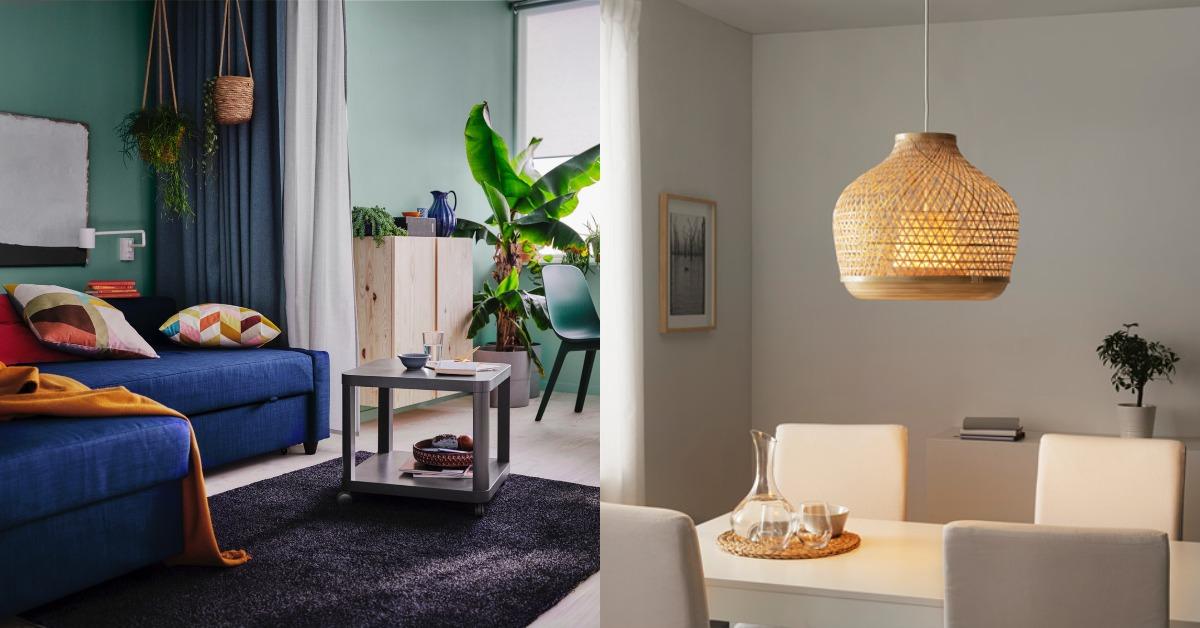 IKEA 2021型錄必買新品Top10!絕美竹製吊燈、溫暖羊毛毯、浴室收納神器,生活職人必收~