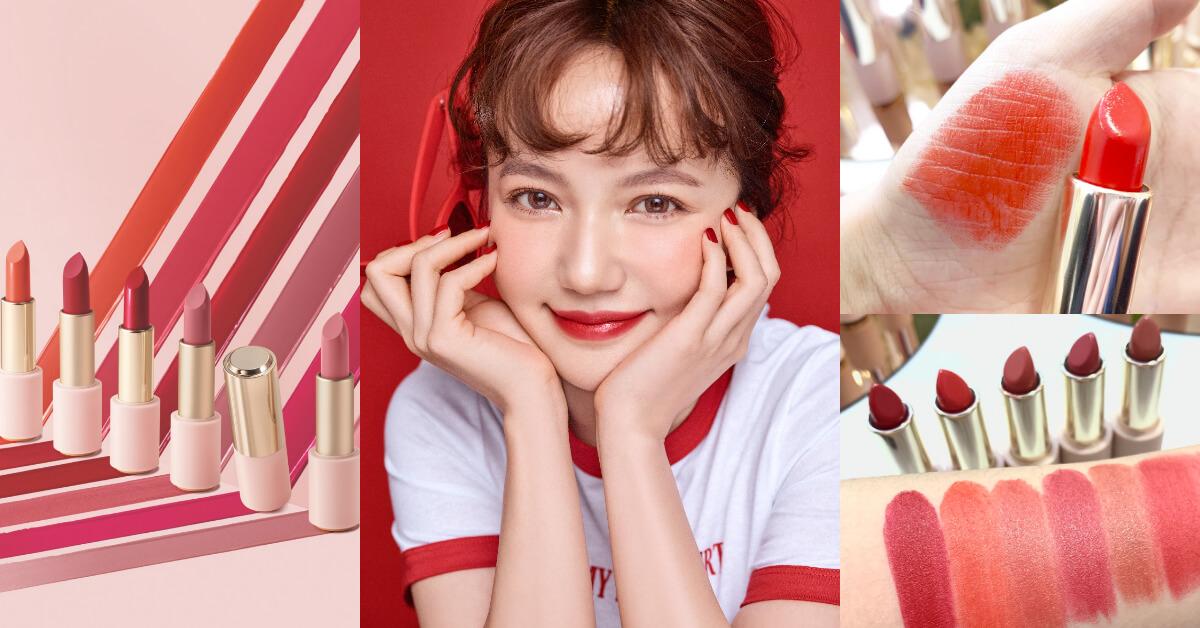 韓妞最愛唇膏60色霸氣登台!揭開挑色號不出錯的秘密,原來都靠「這3招」