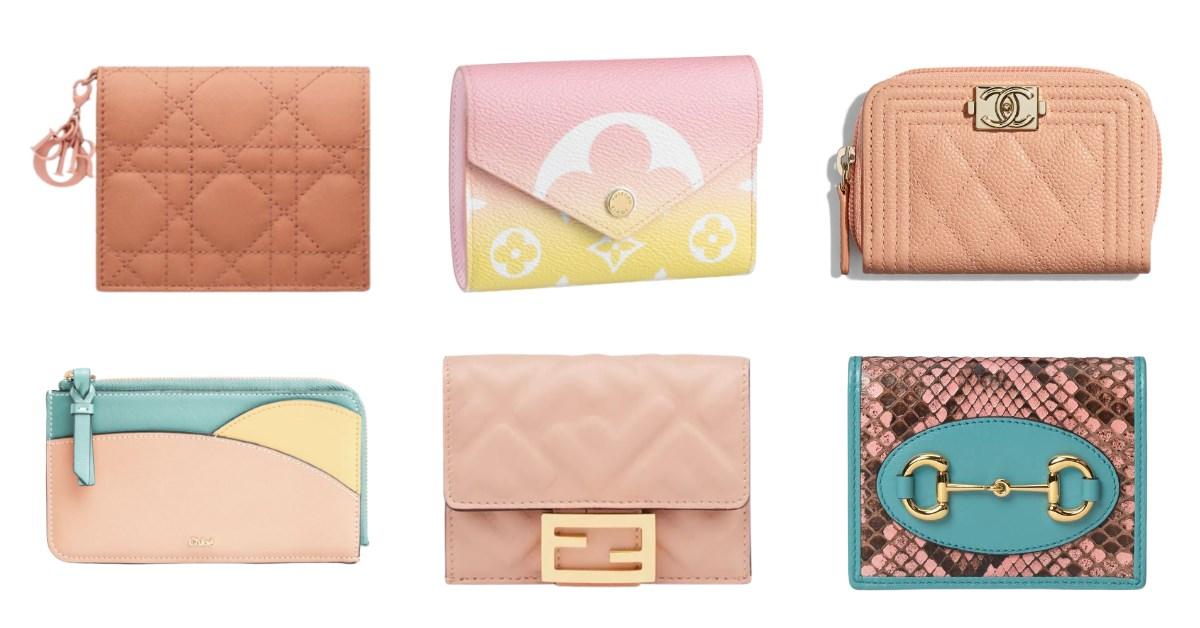 2021精品皮夾推薦這8款!LV、Gucci、Dior... 「粉色皮夾」提升好感度,母親節送媽媽也讚!