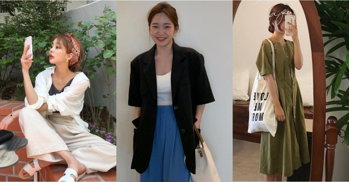 2019想變身韓妞一定要有這7樣單品!短袖西外、方領上衣、帆布包必買