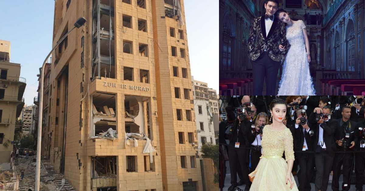 黎巴嫩大爆炸再次重創時尚品牌!舒淇、范冰冰到AngelaBaby熱愛的紅毯品牌總部遭摧毀!