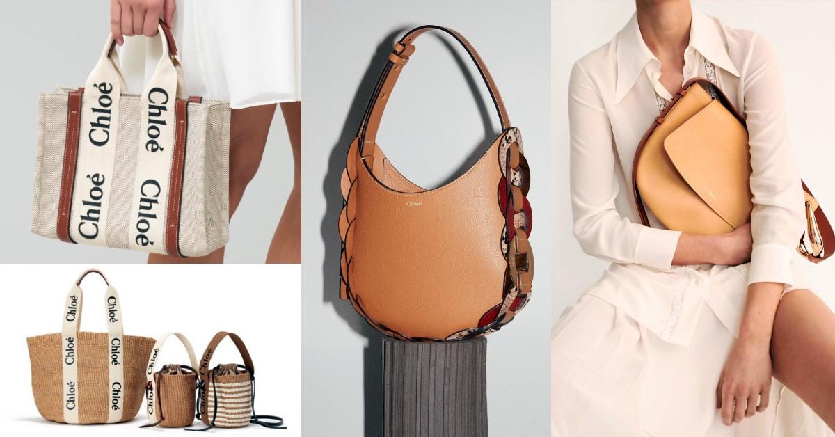 2021 Chloé包包推薦Top5!Kiss Bag 、帆布托特包日本搶翻 ,新任創意總監根本It Bag製造機