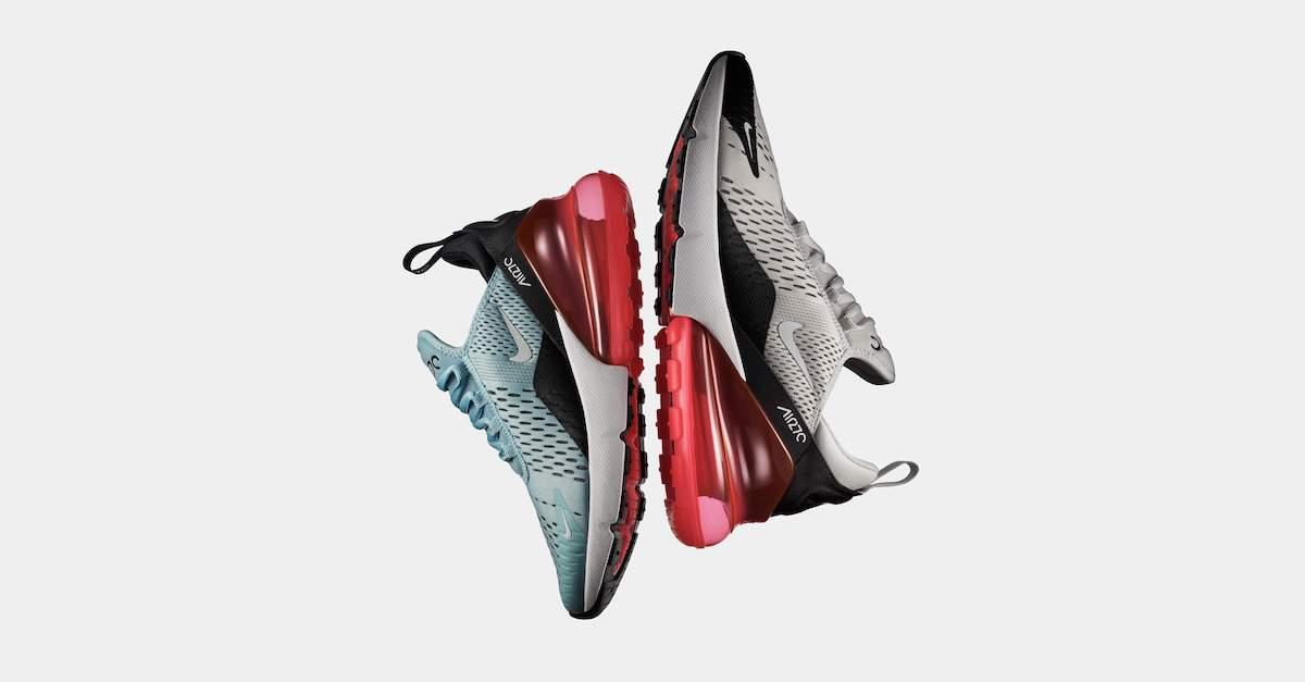 讓妳偷偷長高!Nike 全新鞋款 AirMax 270 以 3.2 公分的氣墊為妳舒適增高